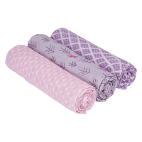 Swaddle & Burp Blanket L Little Tree - Fawn