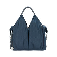Wickeltasche Green Label Neckline Bag Spin Dye, Blue Mélange