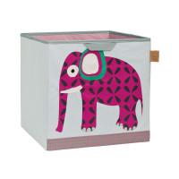 Spielzeugbox Toy Cube Storage, Wildlife Elephant