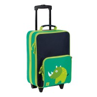 Kinderkoffer Trolley, Wildlife Rhino