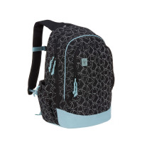 Kinderrucksack - Big Backpack , Spooky Black