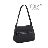 Wickeltasche -  Marv by Lässig Urban Bag, Black
