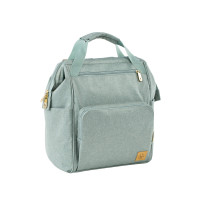 Wickelrucksack - Glam Goldie Backpack, Mint