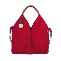 Handtasche Signature Bag, red