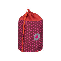 Turnbeutel School Sportsbag, Dottie red