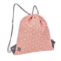 Turnbeutel - Mini string Bag, Spooky Peach