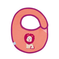 Lätzchen Bib Waterproof Small, Wildlife Lion