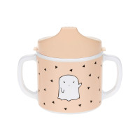 Trinklernbecher - Sippy Cup, Little Spookies Peach