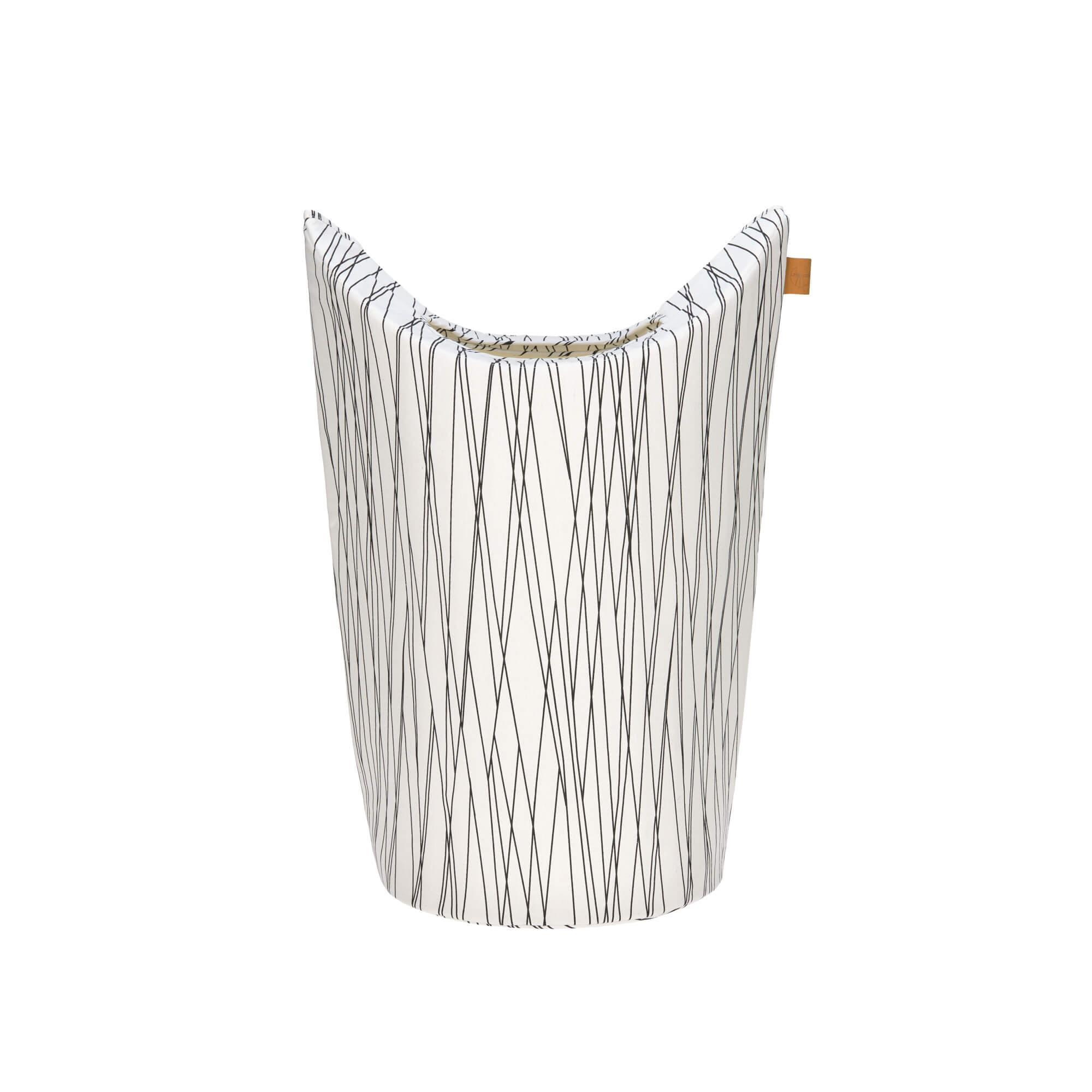 Wäschekorb Kinderzimmer Lässig ~ Lässig Wäschekorb Laundry Bag Allover Rays black LäSSIG FASHION