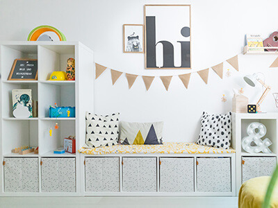 Tipps für nachhaltige Einrichtung eurer Kinderzimmer | LÄSSIG FASHION