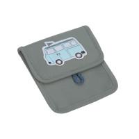 Brustbeutel - Mini Neck Pouch, Adventure Bus