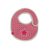 Lätzchen Bib Waterproof Small, Starlight magenta