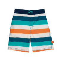 Kinder Badehose - Board Shorts Boys, Multistripe