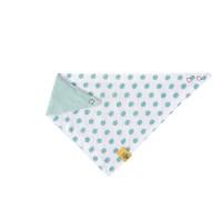 Dreieckstuch Baby Bandana Muslin, Little Chums Stars Mint