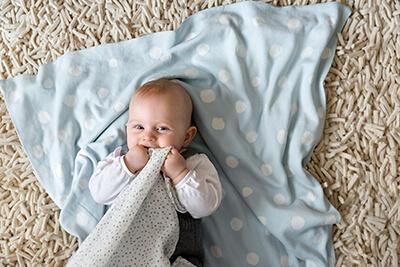 LAESSIG-Expertentipp-Baby-Erstausstattung-Spucktuch