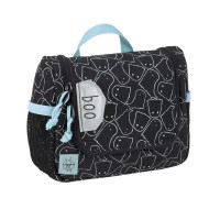 Kulturtasche - Mini Washbag, Spooky Black
