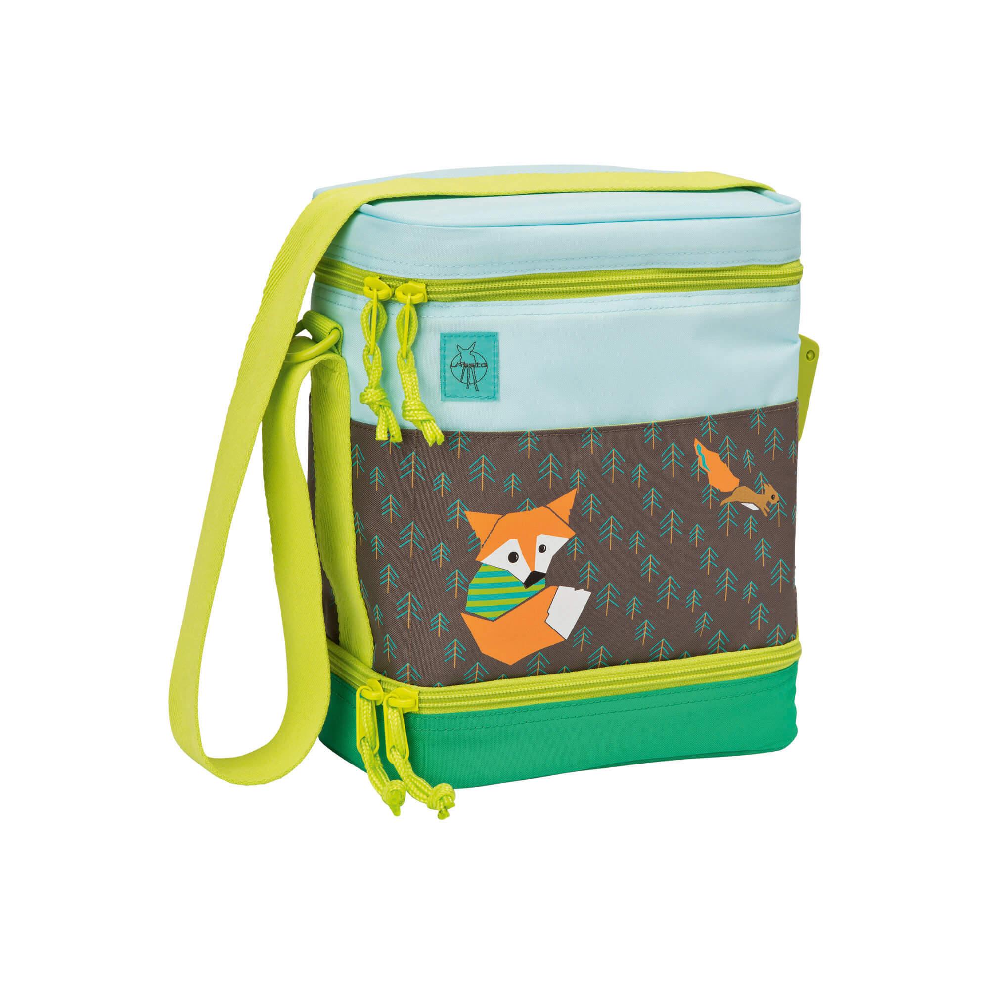 l ssig kindertasche mini cooler bag little tree fox. Black Bedroom Furniture Sets. Home Design Ideas