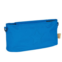 Wickeltasche Buggy Organizer, Star blue