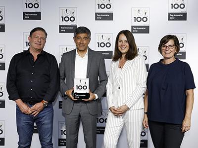 LAESSIG-TOP-100-Award-Auszeichnung-Top-Innovator