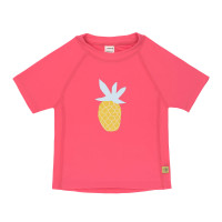 Kinder UV-Shirt - Short Sleeve Rashguard, Pineapple
