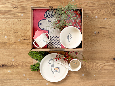 L-SSIG-Weihnachten-Geschenkideen-Glama-Lama-Kindergeschirr-Kuscheldecke