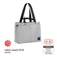 Wickeltasche - Green Label Bente Bag, Grey