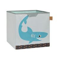 Spielzeugbox Toy Cube Storage, Shark Ocean