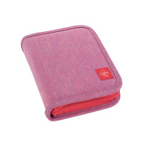 Federmäppchen -  School Pencil Case Big, About Friends Mélange Pink