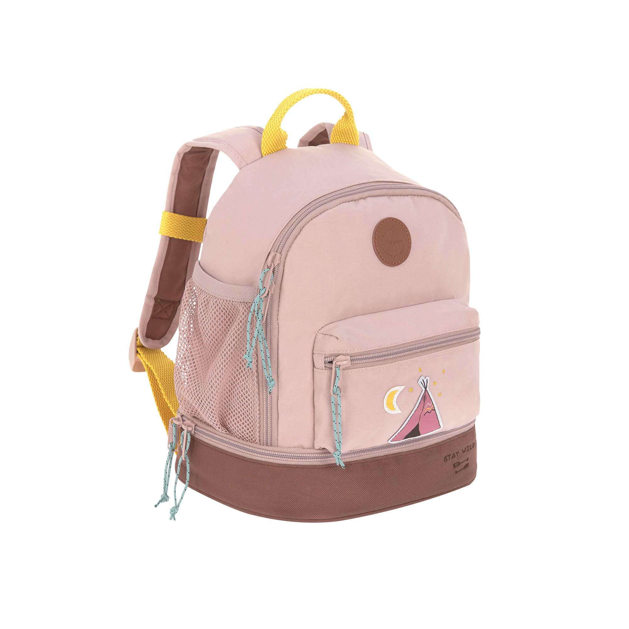 286cd60d5909f Lässig Kindergartenrucksack - Mini Backpack Adventure Tipi
