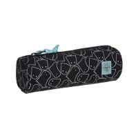 Schlampermäppchen - School Pencil Case, Spooky Black
