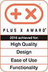 Plus X Award 2016