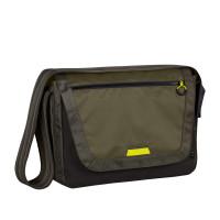 Wickeltasche Sporty Messenger Bag, olive