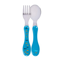 Kinderbesteck Set - Cutlery, Shark Ocean
