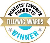 Tillywig Award Winner 2018 - Lassig Diaper Backpack Green Label Tyve Grey