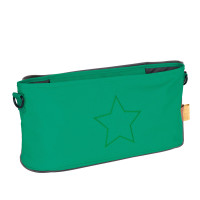 Buggy Organizer Star deep green