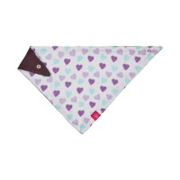 Muslin Bandana Royal Heart girls