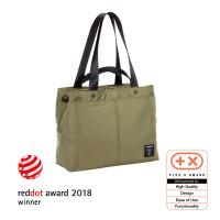 Wickeltasche - Green Label Bente Bag, Olive