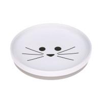 Kinderteller Porzellan - Plate, Little Chums Cat
