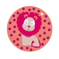 Tischset Silicone Placemat, Wildlife Lion