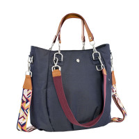 Wickeltasche - Green Label Mix 'n Match Bag, Denim Blue