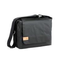 Wickeltasche - Green Label Messenger Bag Tyve, Black
