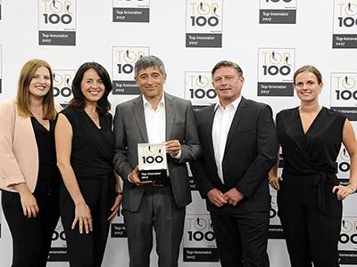 LAESSIG-Award-Auszeichnung-Preisverleihung-Top-100-Top-Innovator