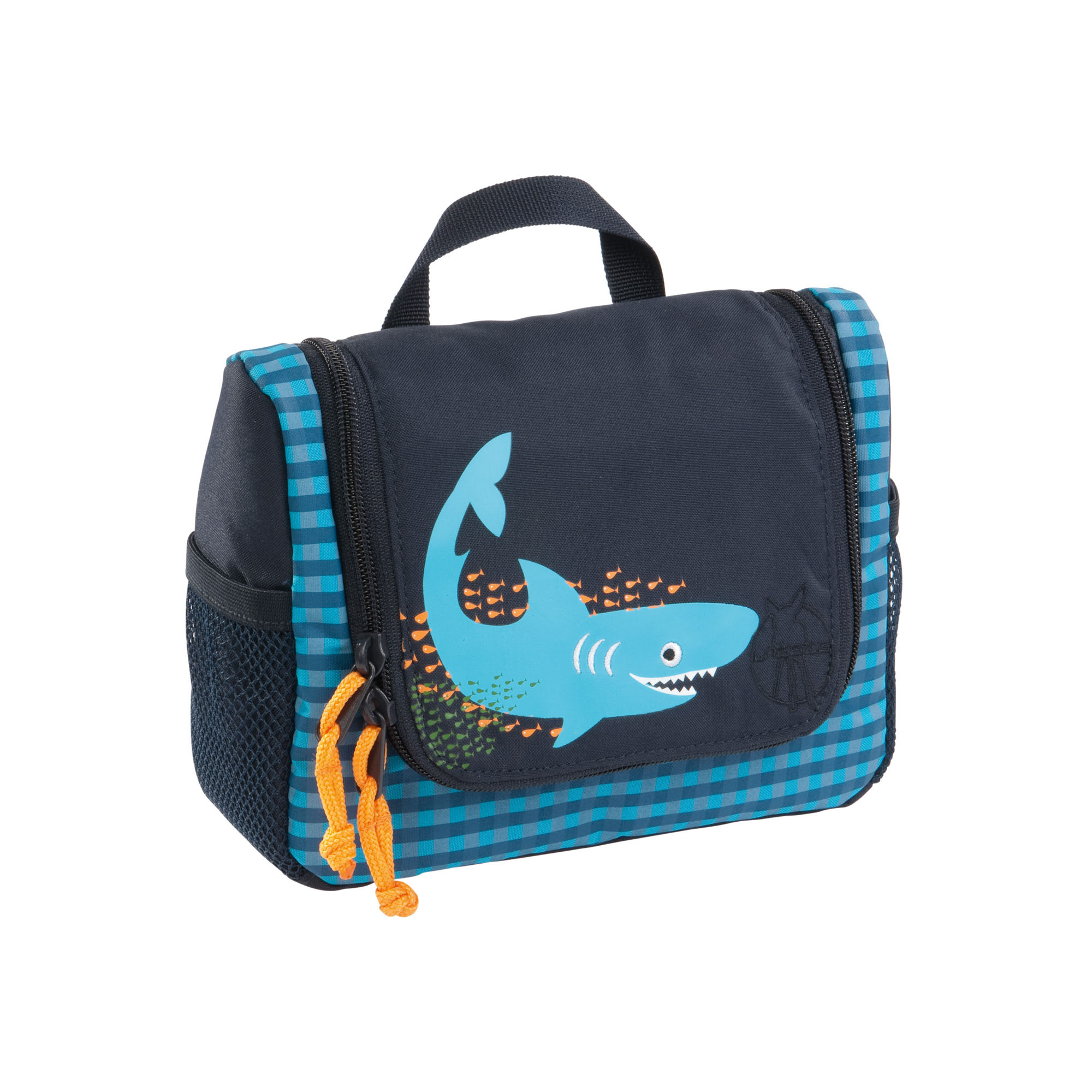 Lässig kulturtasche mini washbag shark ocean lÄssig fashion