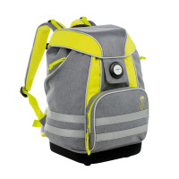 Schulranzen -  School Bag, About Friends Mélange Grey