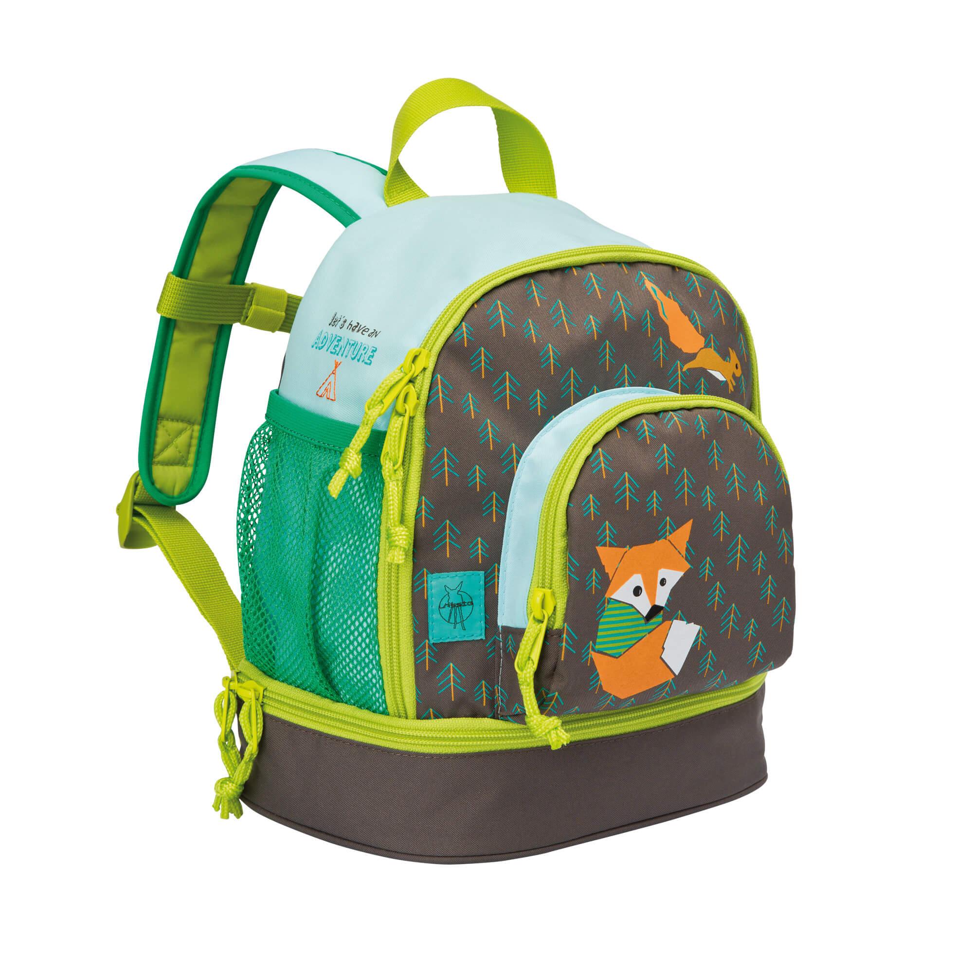 Lässig kinderrucksack mini backpack little tree fox