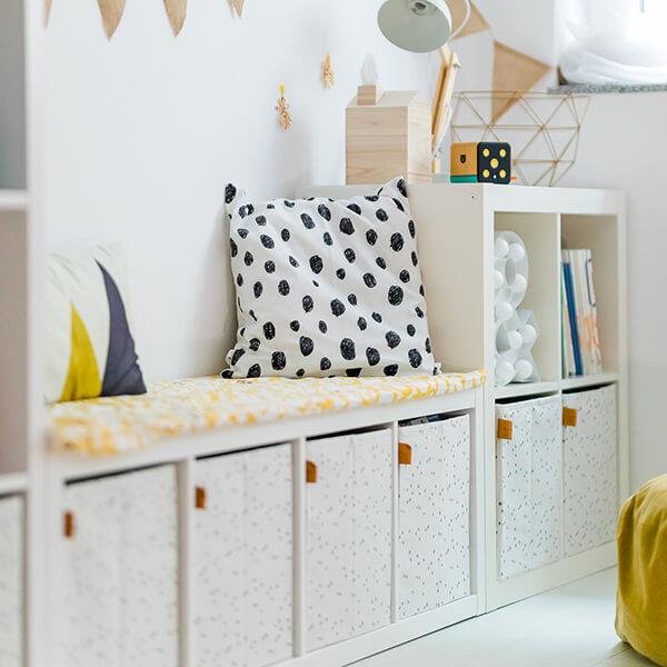 5 Tipps für mehr Ordnung im Kinderzimmer LäSSIG FASHION ~ 25224118_Wäschekorb Kinderzimmer Lässig