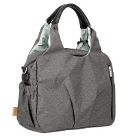 Wickeltasche Global Bag Ecoya, anthracite