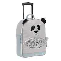 Kinderkoffer Panda Pau - Trolley, About Friends
