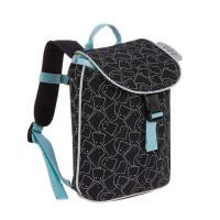 Kinderrucksack - Mini duffle Backpack, Spooky Black