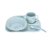 Kindergeschrirr Set - Dish Set, More Magic Seal
